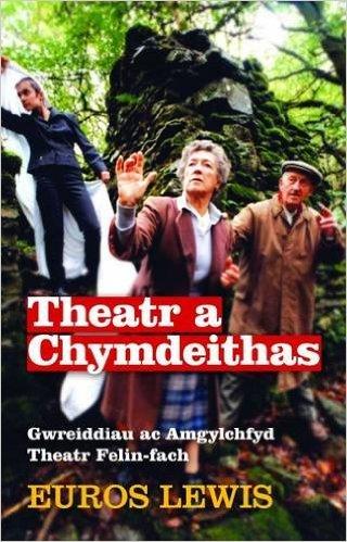 'Unig theatr gysefin y Gymraeg'