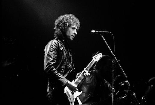 Bob Dylan yn Toronto