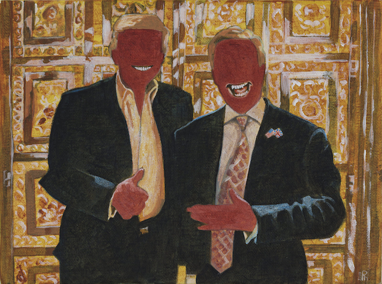 Farage & Trump