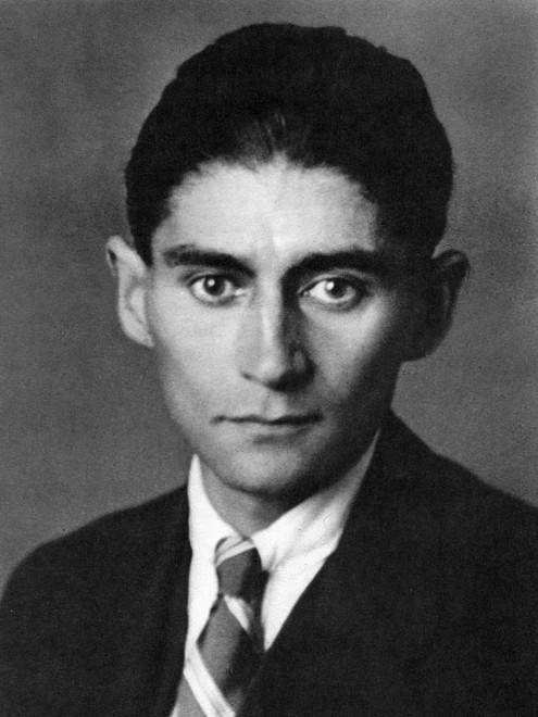 Franz Kafka, 1923 (Parth cyhoeddus)