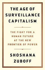 Book the age of surveillance capitalism