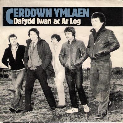 Cerddwn Ymlaen Dafydd Iwan ac Ar Log