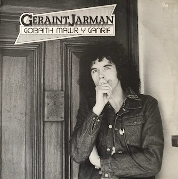 Geraint Jarman GobaithMAwr y Ganrif