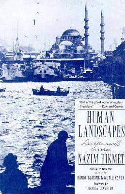 'Human Landscapes: an epic novel in verse' gan Nâzim Hikmet